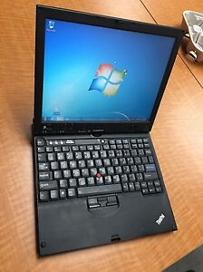 Lenovo ThinkPad X61 Tablet Laptop - Office