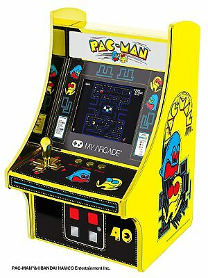 My Arcade - Pac-Man 40th Aniversario 17.1cm - Micro Player Mini Videojuego