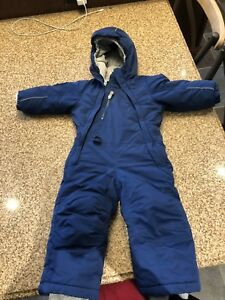 MEC Mountain Equipment Co-op snowsuit toaster bunting suit