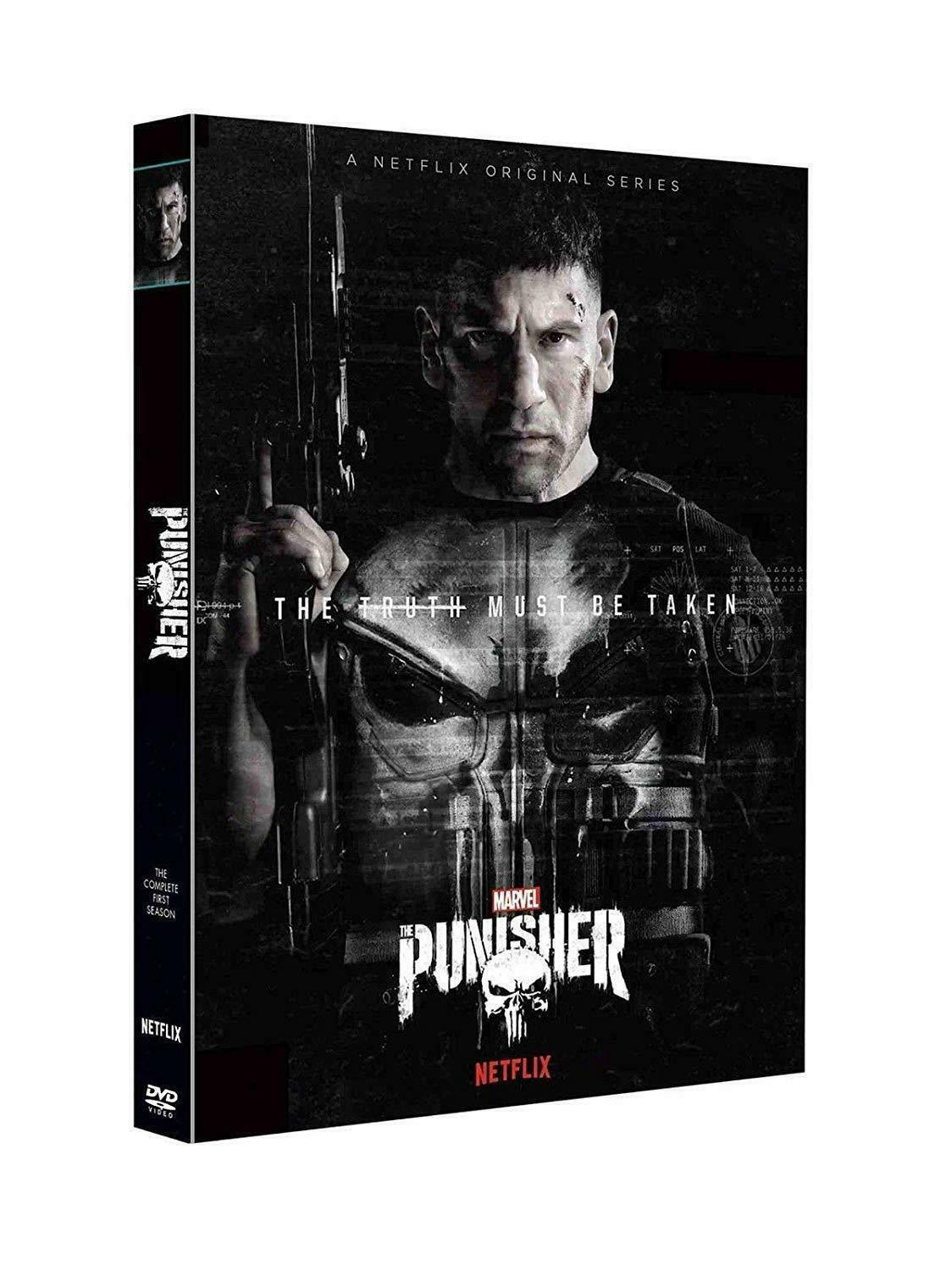 The Punisher - Season 1(the complete first season) Free shipping