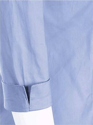 Design by Olivia Women's 3/4 Sleeve Stretchy, Blue, Size Large ( =US Medium )