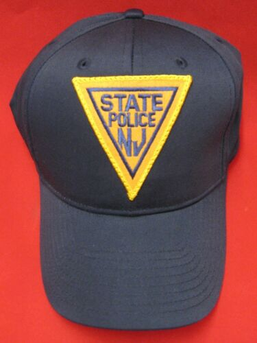 NEW JERSEY STATE POLICE BALL CAP