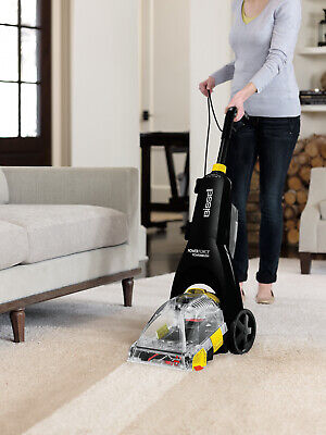 12 lbs Bissell Carpet Cleaner Shampooer Machine Upright Full Size Lightweight