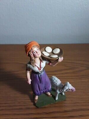 Vintage handmade Italian Figurine