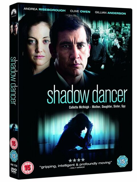 Shadow Dancer (DVD, 2012) ** NEW & SEALED ** FAST UK DISPATCH !