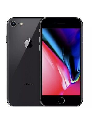 Apple iPhone 8 - 64GB - Space Grey - Second Hand