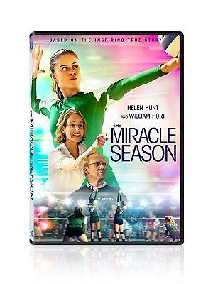 Miracle Season Helen Hunt  Drama   100 Minutes   English   Dvd
