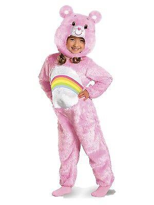 Care Bears - Cheer Bear- Deluxe Infant/Toddler Costume