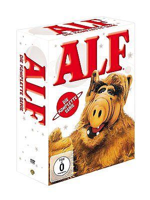 ALF SERIE COMPLETA DVD 1 2 3 4 COLECCION COMPLETA NUEVO (...