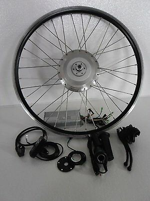 "Bistro electric Bike conversion Kit 48V 1400Watt Max 26"" rear motor hill climber"