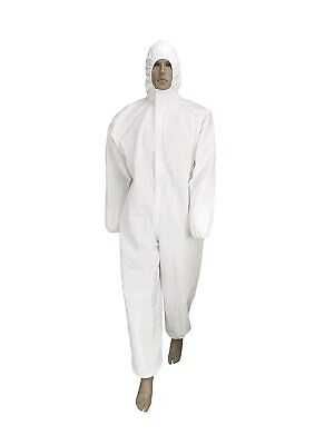 Disposable Automotive Painters Suit Isolation Coveralls Painting Spray Size XL