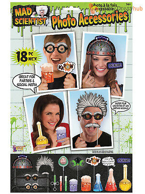 Mad Scientist Lab Photo Prop Halloween House Party Decoration Fancy Dress](Mad Scientist Lab Halloween Party)
