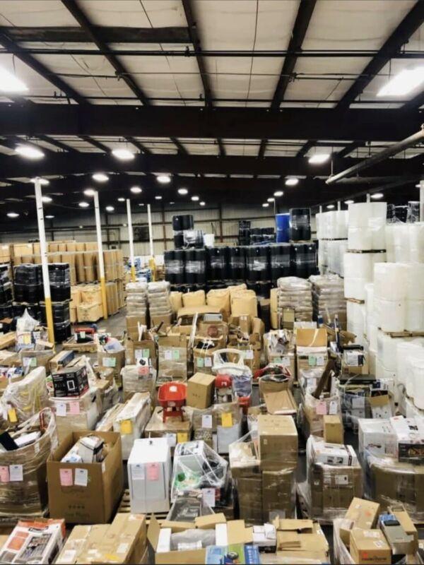 5 Item Amazon Returns Lot Wholesale Lot Mixed Lot Resellers Bundle General Items