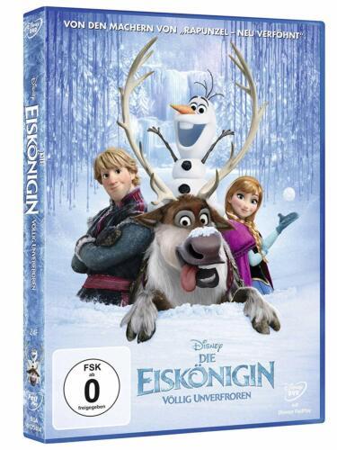 Die Eiskönigin - Völlig Unverfroren ( DVD ) NEU