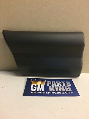 Chevrolet GM OEM 99-03 Tracker Fender-Side Molding Left 30022988