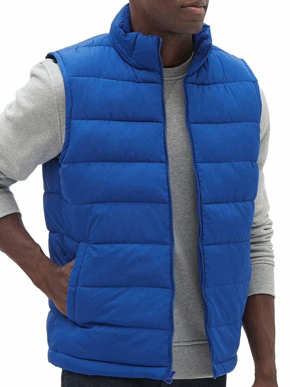 mens puffer vest xxl