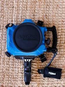 Aquatech Elite 2 A7 series 3 for Sony A7R3, A73, A9 w M3 pistol grip