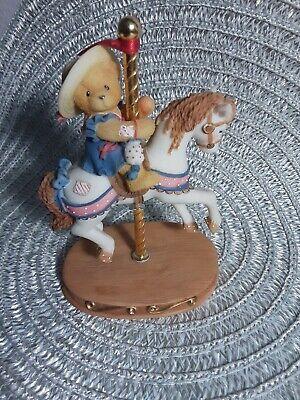 Vintage Cherished Teddys Gina Figurine