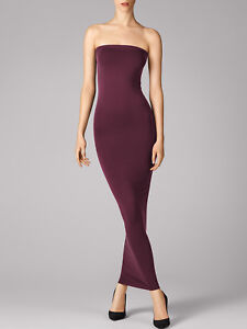 WOLFORD FATAL TUBE DRESS in Dark Orchid, Size: XS  Ret:$215 New in Box/Tags