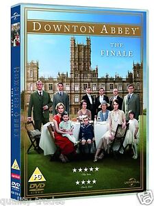 ❏ Downton Abbey : The Finale 2015 Christmas Special DVD ❏ Genuine R2