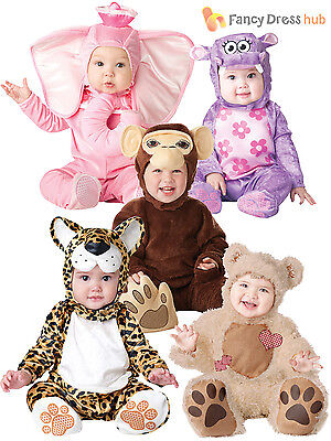 Dress Up Baby Kostüme (Boys Girls Baby Fancy Dress Up Animal Costume Halloween Infant 6 12 18 24 months)