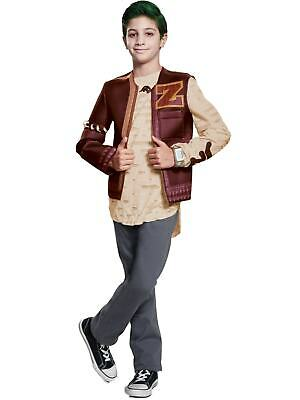 Boy Band Halloween Costumes (Disney Boys Zombies Zed Zombie Light up Z Band Halloween Costume Medium)