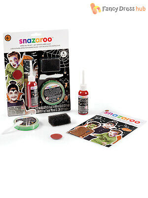 Halloween Special FX Kit Snazaroo Fancy Dress Make Up Face Paint Fake Blood - Halloween Face Paint Fake Blood