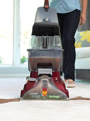 Shampoo Carpet Vacuum Power Cleaner Hoover Clean Machine Pet Stain & Odor...