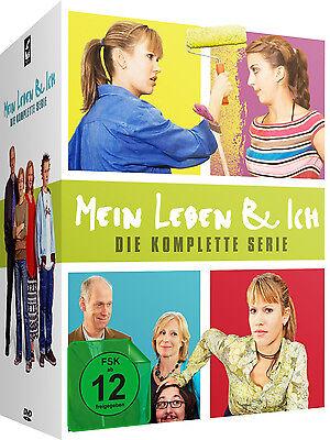 17 DVDs * MEIN LEBEN & UND ICH-DIE KOMPL. SERIE  |  WOLKE HEGENBARTH # NEU OVP