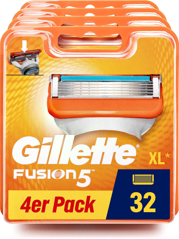 Gillette Fusion5 Rasierklingen 32 Stück Originalverpackung Neu in OVP