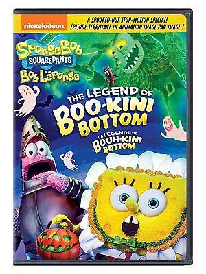 SpongeBob SquarePants: The Legend of Boo-Kini Bottom (DVD (Spongebob The Legend Of Boo Kini Bottom)
