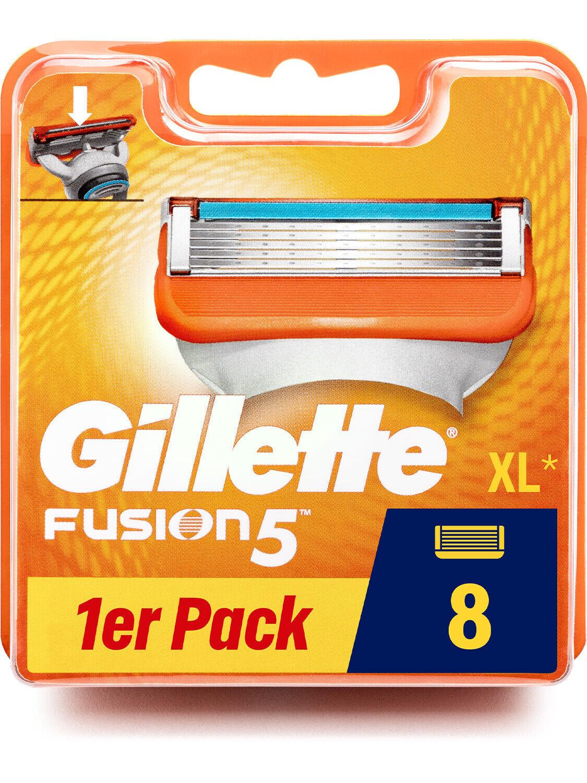 Gillette Fusion5 Rasierklingen 8 Stück Originalverpackung Neu in OVP