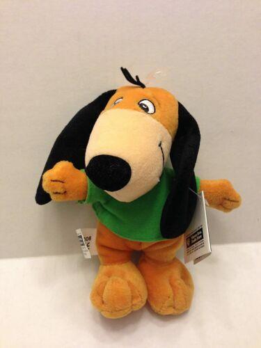 Vintage Warner Brothers Augie Doggie Bean Plush Toy RARE NWT