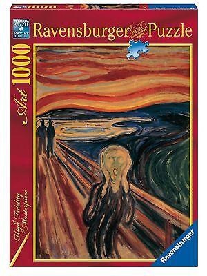 L'urlo di Munch puzzle