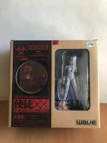 Evangelion: Angel Chromosome XX Series A-02 Lilith Figure *NEW SEALED*