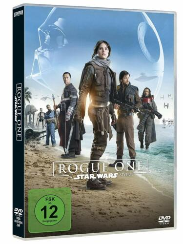 Rogue One - A Star Wars Story ( DVD ) NEU