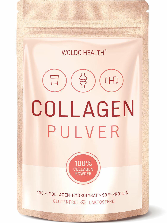 Collagen Pulver 1kg Kollagen Weidehaltung geschmacksneutral & wasserlöslich