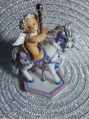 Vintage Cherished Teddys Crystal figurine