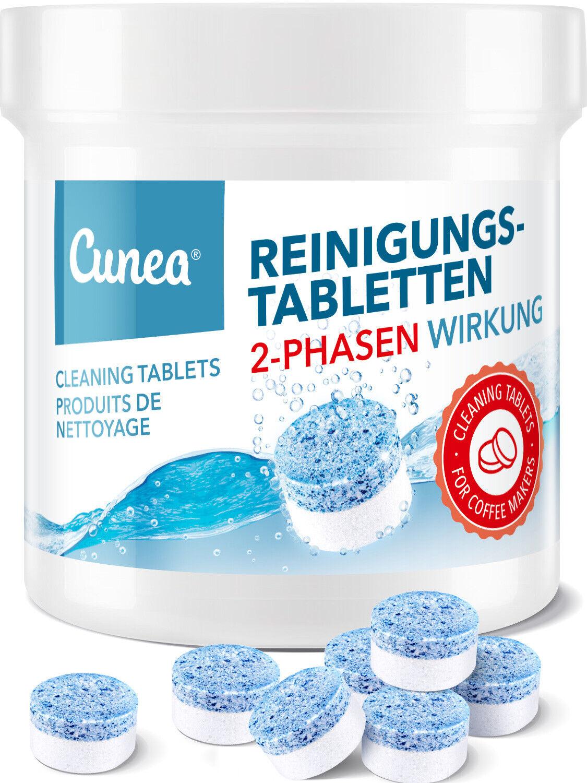 2-Phasen Reinigungs Tabletten für Kaffeemaschinen & Kaffeevollautomaten 30x 3.5g