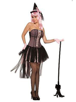 Witch Pin Up Dress, Womens, Halloween, Fancy - Halloween Pin Up Kostüme