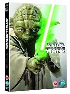 Star Wars: Prequel Trilogy (Episodes 1-3) - DVD
