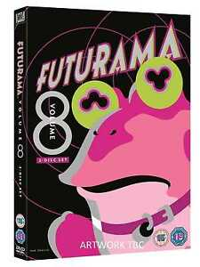 FUTURAMA SEASON 8 - DVD TV SERIES