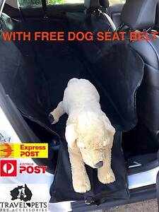 Large Car Seat Cover Protector Hammock Dogs Animals Pets General Cowes Bass Coast Preview
