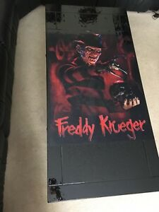 FREDDY KRUGER coffee table
