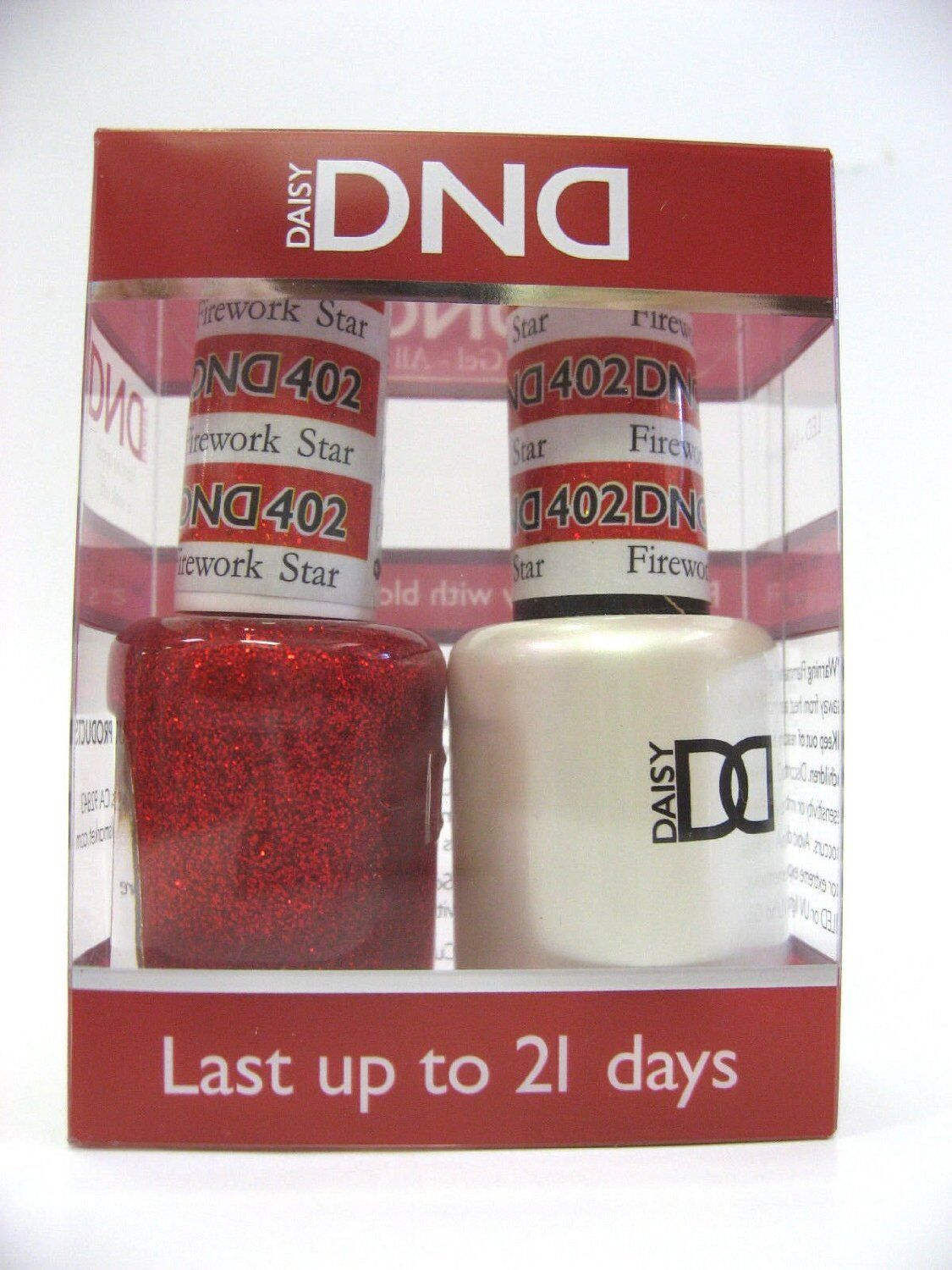 DND - Gel Polish & Matching Nail Lacquer From #401 To #623