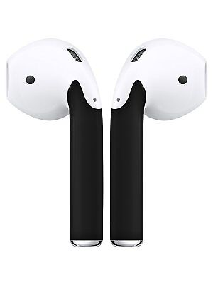 AirPod Skins Stylish and Protective Wraps - Matte Black - Protective Matte