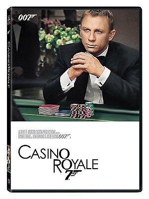 Casino Royale DVD Daniel Craig James Bond 007 NEW
