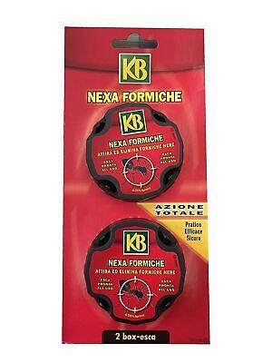 Trappola Per Formiche Esca 2 pezzi NEXA KB Insetticida Pronto Uso Repellente