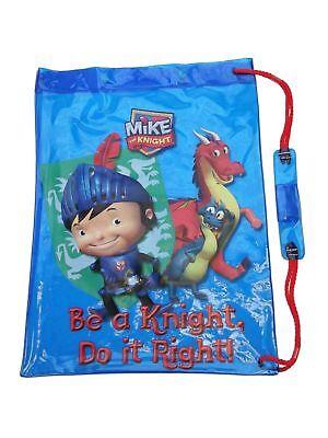 Mike The Knight Bag (Mike the Knight Swim Bag Swimming Kit Bag -)