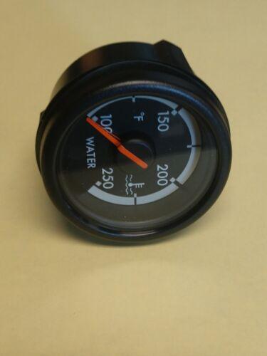 A3 Freightliner ICU4 Black Water Temperature Gauge A22-59206-001
